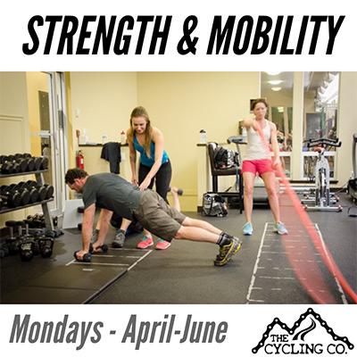 Strength & Mobility Mondays