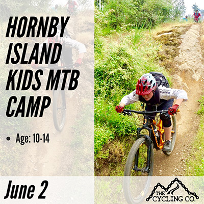Hornby Island Kids MTB Camp - June 2