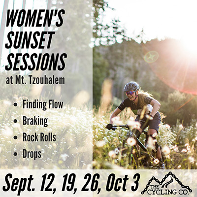 Sunset Mountain Bike Sessions - September 2019