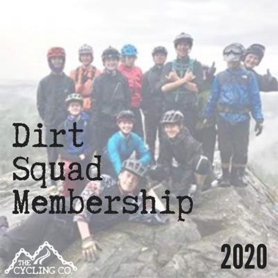 Dirt Squad Membership 2020