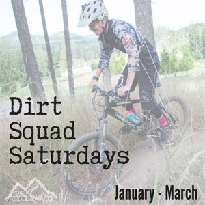 Dirt Squad Saturdays - Jan-Mar2020