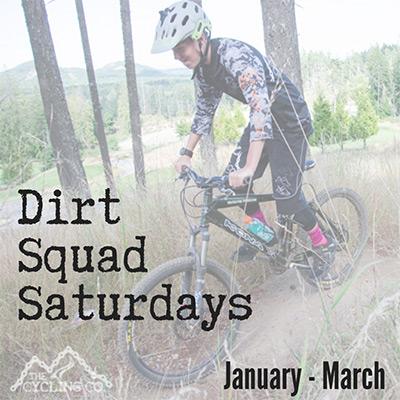 Dirt Squad Saturdays - Jan-Mar2020