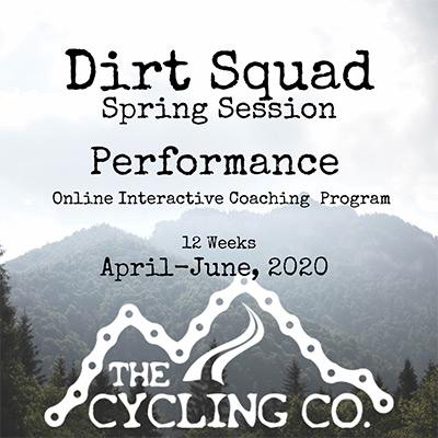 Dirt Squad Performance - Spring 2020