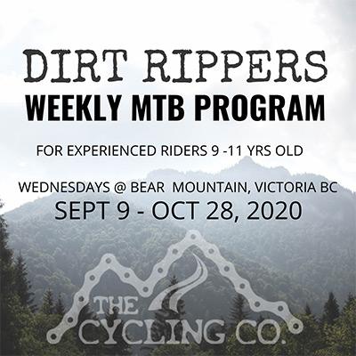 Dirt Rippers - September 2020