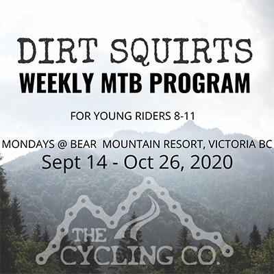 Dirt Squirts - September 2020