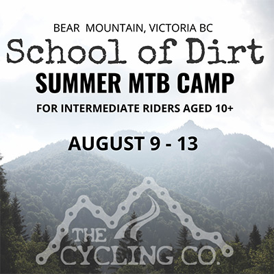 Summer Mountain Bike Camp - August 9-13