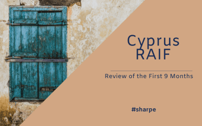 Cyprus RAIF review of the first 9 months