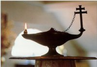 A Toc H Lamp - The Dabbler