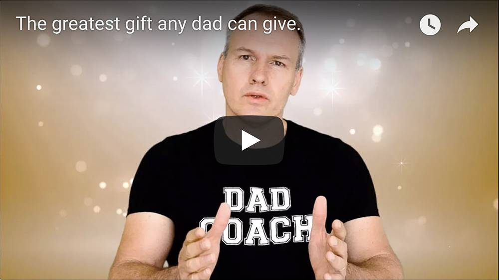 Craig Wilkinson - A dad's greatest gift