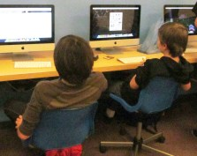 Students learned Java to change code in Minecraft!