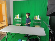 These students filmed an infomercial as their video project!