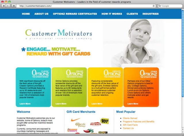 Customer Motivators (customermotivators.com)