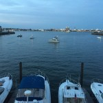 Boston, Massachusetts- A Great Meal at Legal Seafood Harborside and A Lenny Kravitz Concert at Blue Hills Pavilion