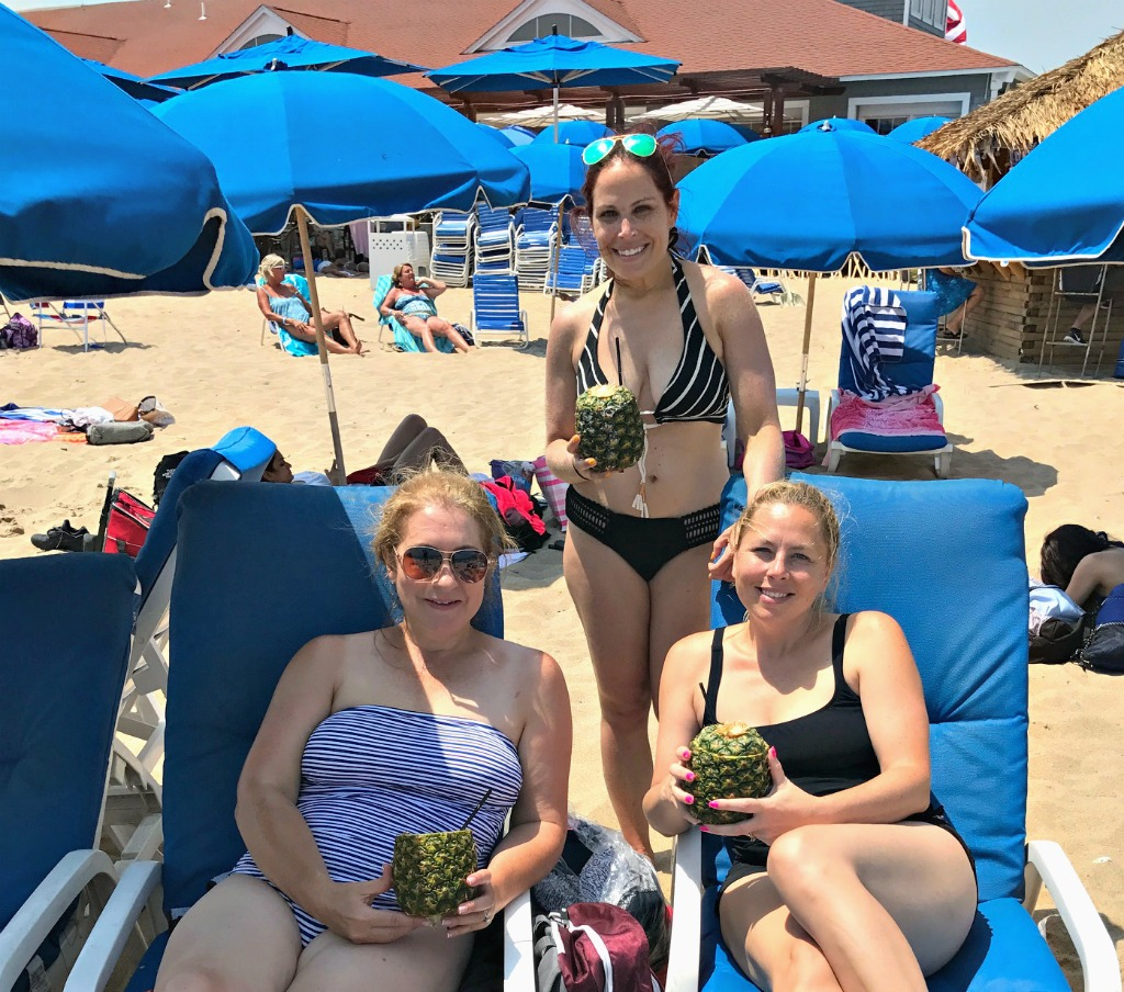 Block Island beaches. Enjoy a day in Block Island.
