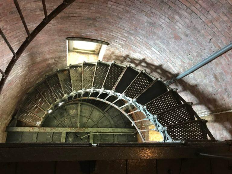 Inside Block Island's Southeast Lighthouse. thedailyadventuresofme.com