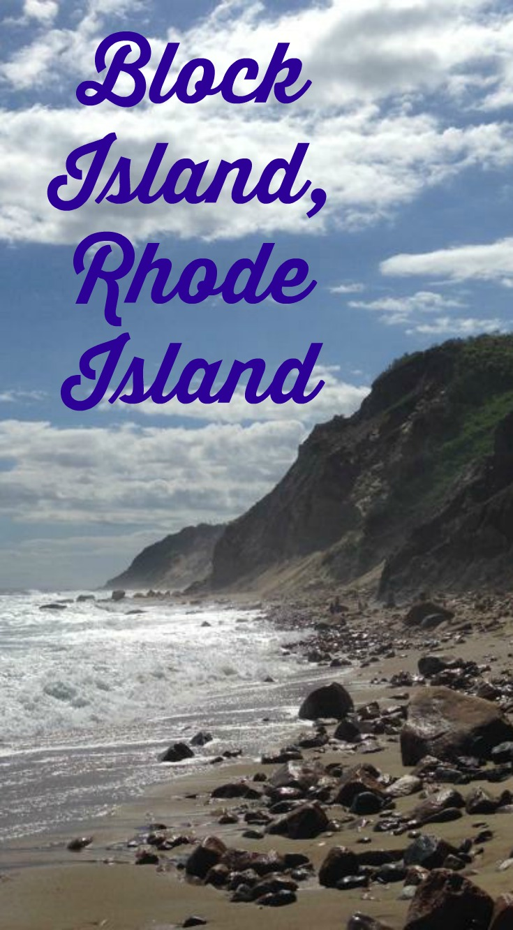 Block Island, Rhode Island is the perfect day trip from mainland Rhode Island. Explore the island and its lighthouses, cliffs and beaches and make it your next destination.