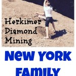 Albany and Herkimer, New York-  A Family Day of Touring, Mining and the Erie Canal