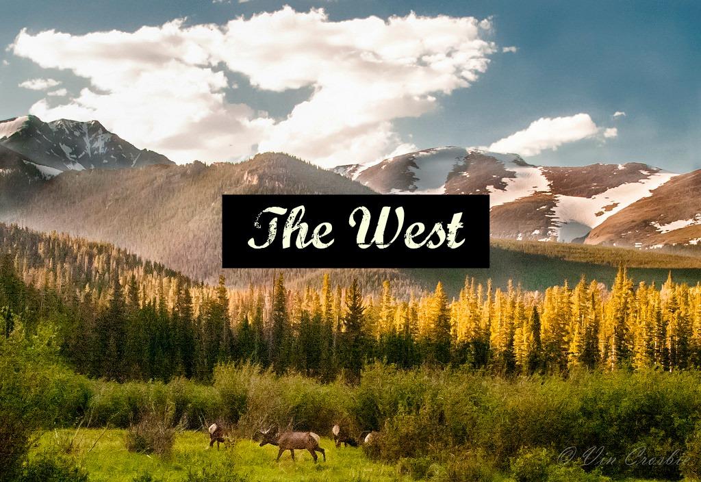 west coast road trip itinerary