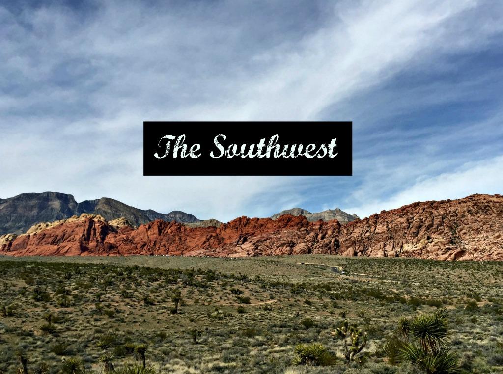 Southwest Road Trip Ideas