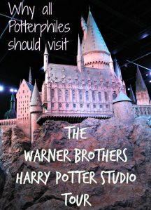 Potterphile Bucket List: Warner Brothers Harry Potter Studio Tour, London