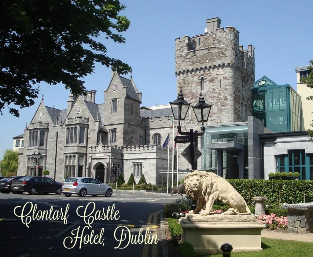 Castle Hotel in Dublin www.thedailyadventuresofme.com