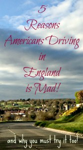 Americans driving in England thedailyadventuresofme.com
