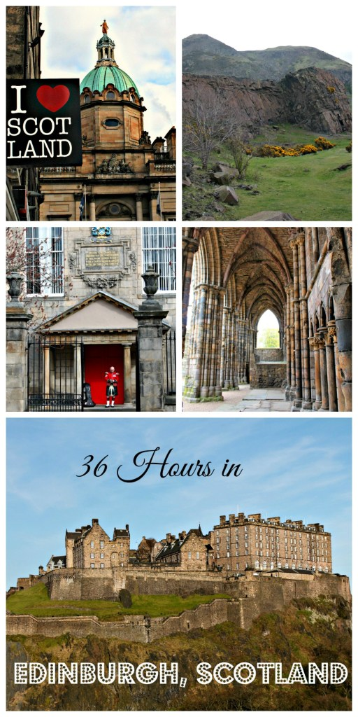 Join me as I spend 36 hours in Edinburgh, a city full of volcanic history and myths and one of my favorites in Europe. #Europeantravels #Scotland #36hoursin #Europe #themidlifeperspective