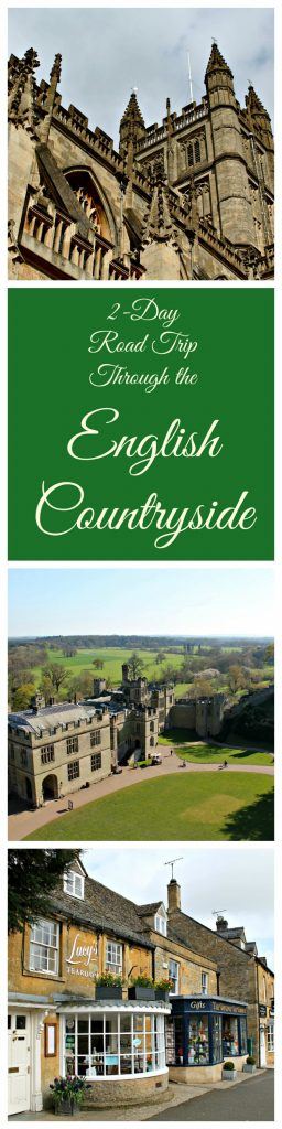 Two Day Road Trip through Southern England- see castles, Shakespeare's birthplace, Stonehenge and more... https://wp.me/p70fh8-sY #England #roadtripEurope #TBIN #c2cgroup