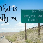A Bizarre Las Vegas Road Trip Stop: What is on Zzyzx Road, Really?