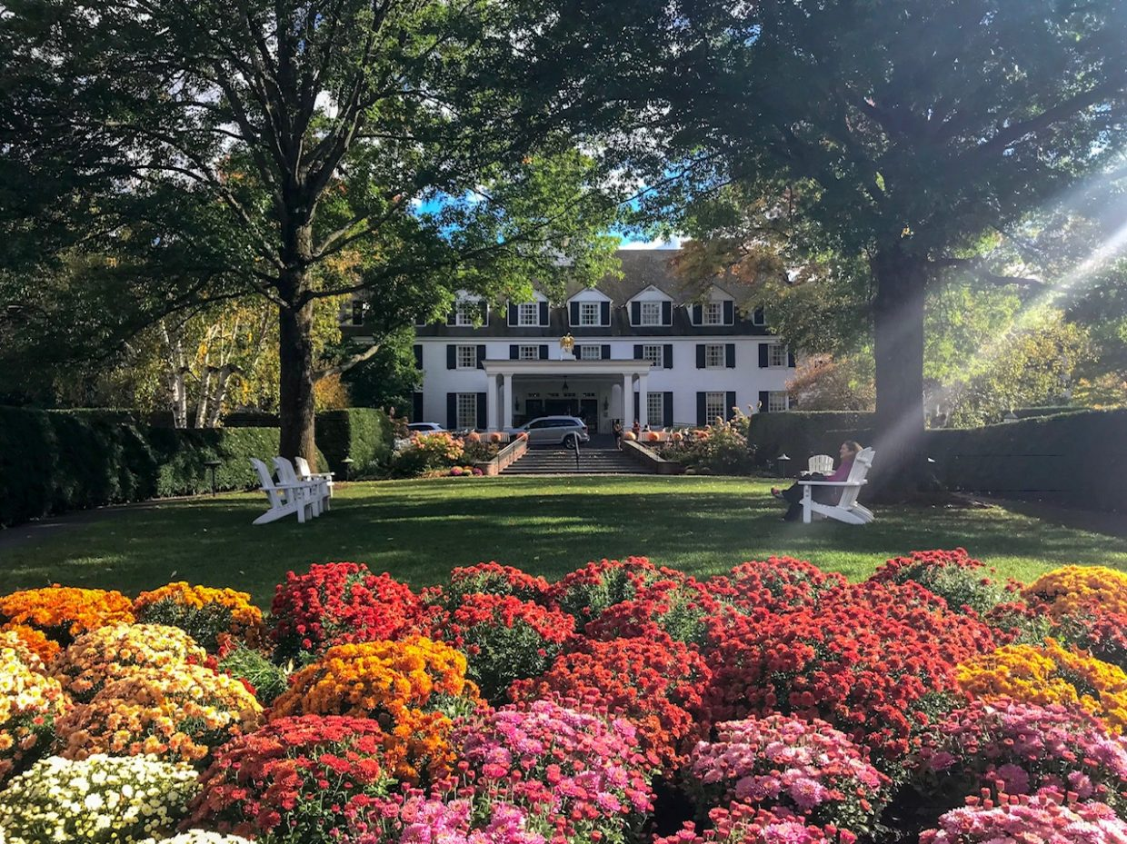 the best places in New England to visit in October.