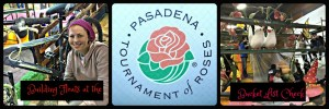 Build floats in Pasadena's Tournament of Roses Parade. www.thedailyadventuresofme.com