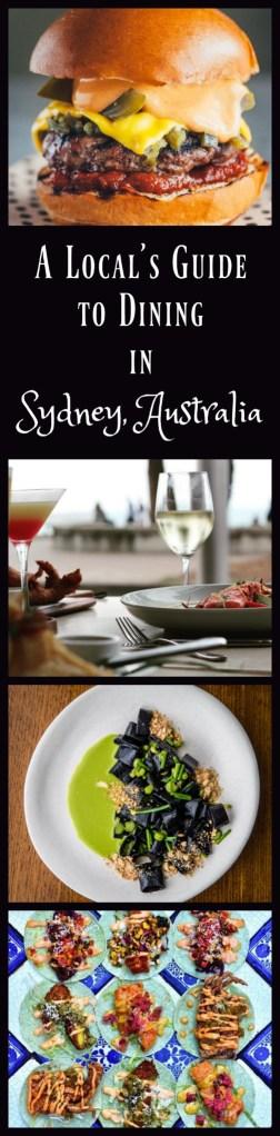 Exqujisite Dining in Sydney, Australia www.thedailyadventuresofme.com