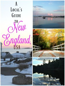 New England Road Trip Guide. www.thedailyadventuresofme.com