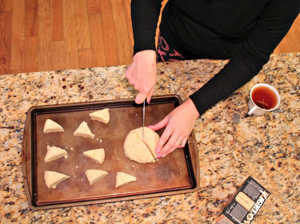 Vanilla Chai Scones www.thedailyadventuresofme.com