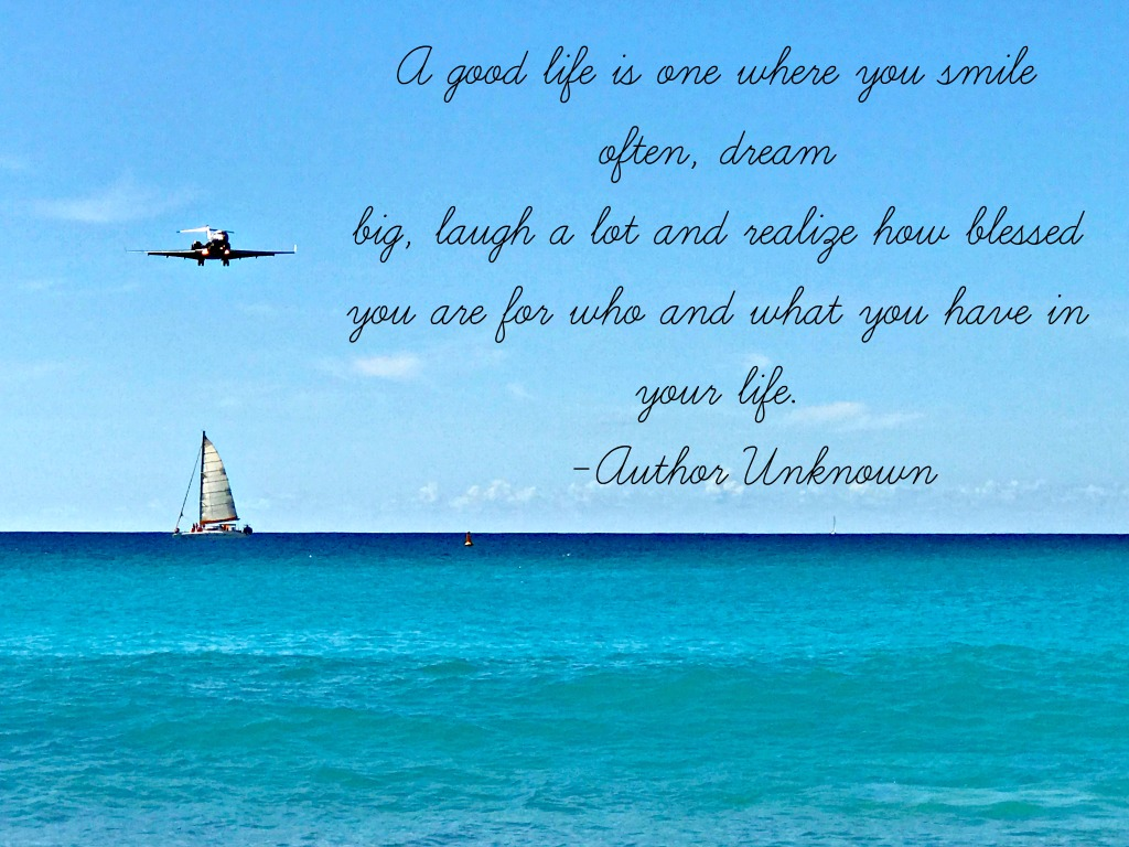 Maho Beach Inspiration, Saint Maarten