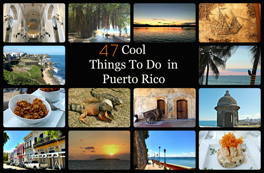 47 Reasons to Visit Puerto Rico. www.thedailyadventuresofme.com