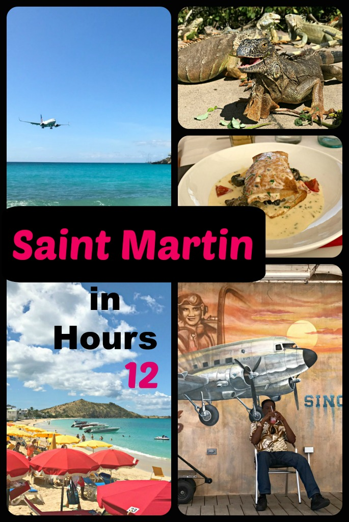 How to make the most of your time in the Caribbean island of St. Martin/Sint Martin. #Caribbeantravel #StMartin #Caribbeancruisestop