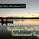 Bucket List Highlight: Bioluminescent Kayaking in Puerto Rico