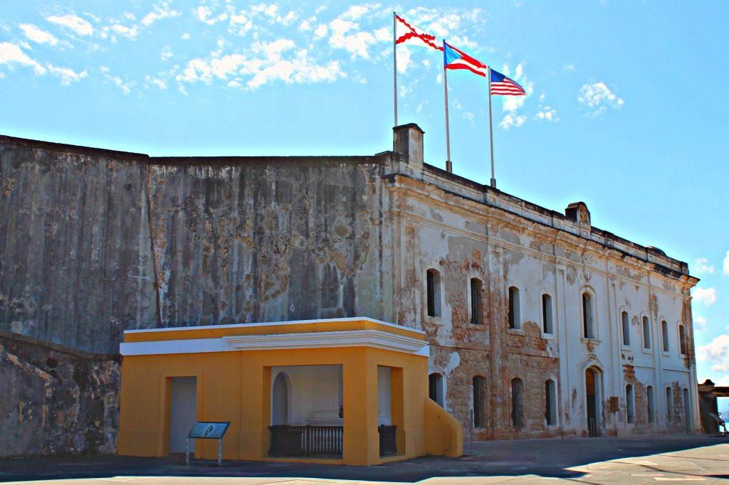 Castillo de San Cristobal www.thedailyadventuresofme.com