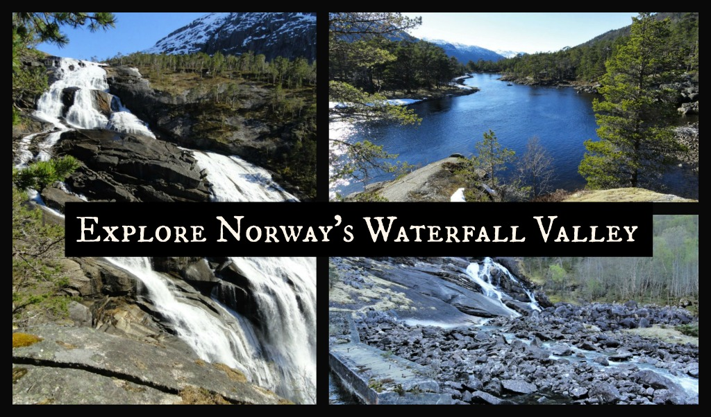 Hiking to Norway's Waterfall Valley www.thedailyadventuresofme.com