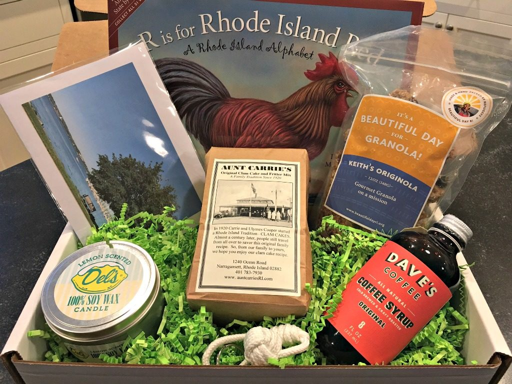 Rhode Island Explore Local Box Giveaway thedailyadventuresofme.com
