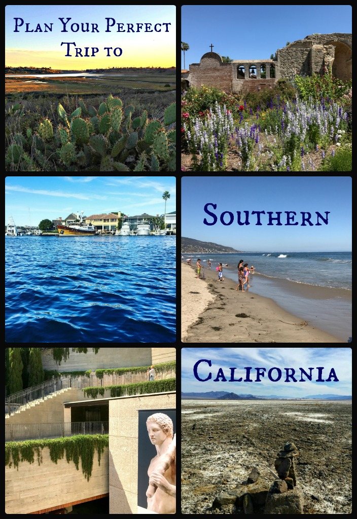 50 Tips from a local to plan your trip to Southern California- beaches, deserts, amusement parks and hiking! #California #thingstodoinCalifornia #SouthernCalifornia #themedlifeperspective
