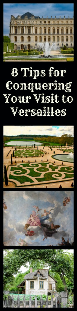 Learn how to plan your visit to Versailles and skip the lines. A perfect Paris day trip. #sponsored
