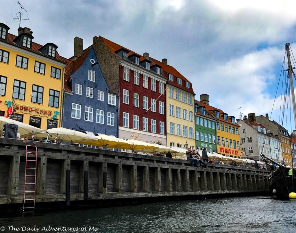 Exploring Copenhagen on my Scandinavian road trip. thedailyadventuresofme.com