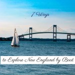 7 Way to Explore New England by Boat This Summer!