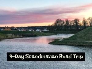 9 Day Scandinavian Road Trip Itinerary