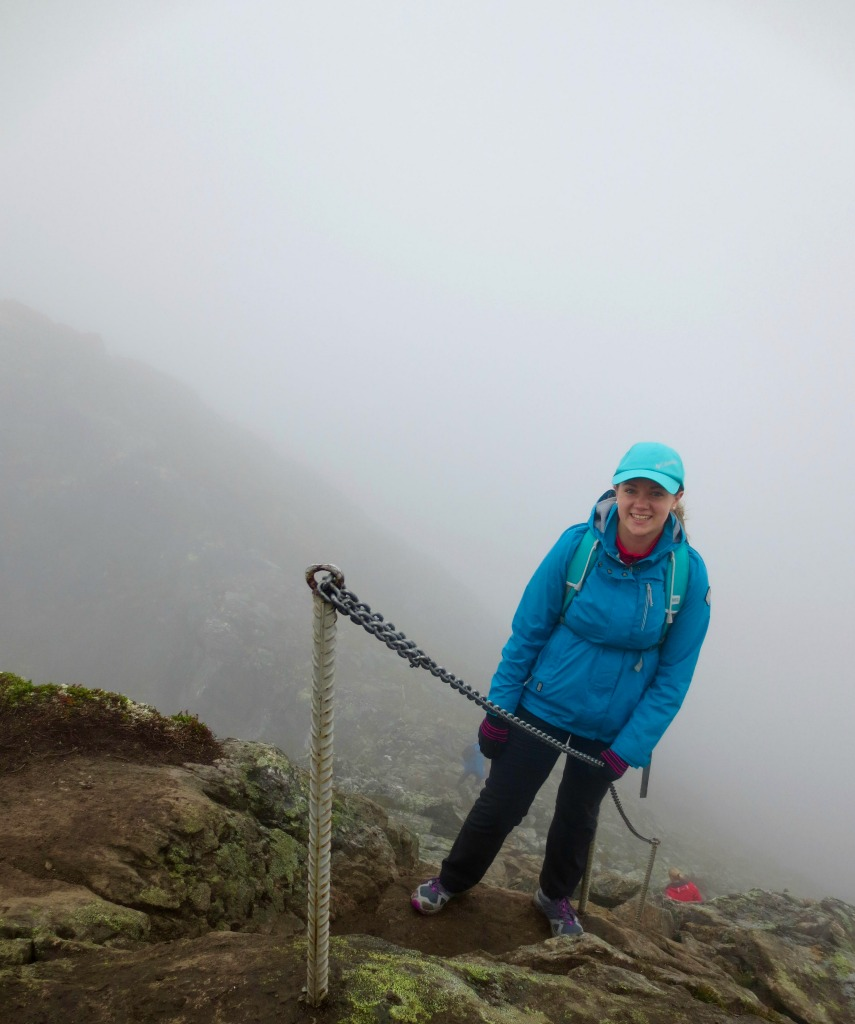 Besseggen ridge hike.hiking ridges in Norway. thedailyadventuresofme.com