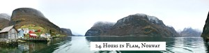 24 Hours in Flam Norway www.thedailyadventuresofme.com