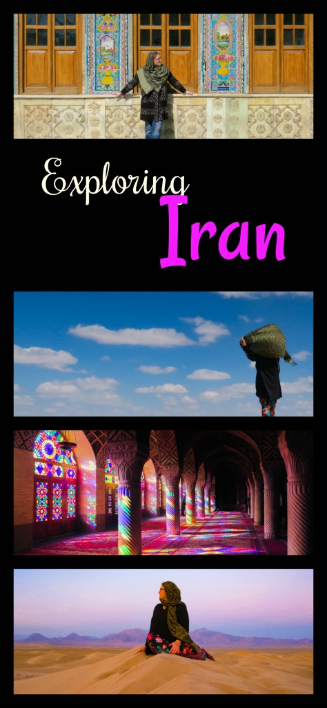 Join Naomi as proves why there are no excuses to make your dreams come true as she travels solo through Iran.