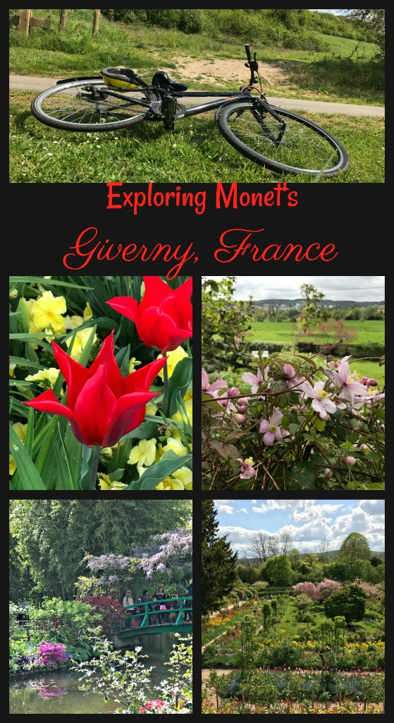 The most famous impressionist painter, Claude Monet, was inspired by his home and gardens in Giverny, France. Join me on my bike ride through Giverny and exploration of Monet's world, including his Japanese lily ponds.